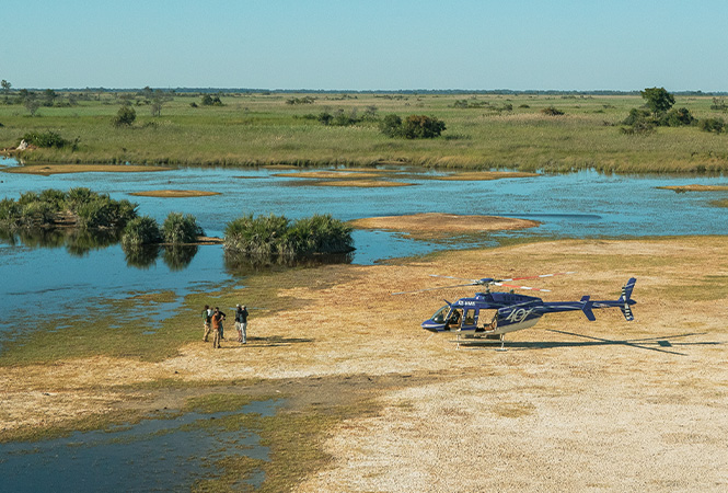 Coffee stops on tour with Helicopter Horizons