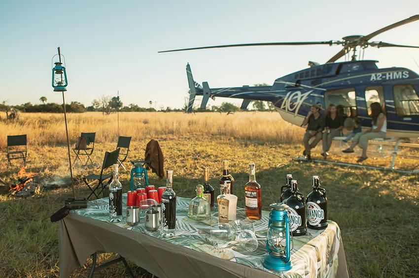 Craft Gin and Beer Okavango style