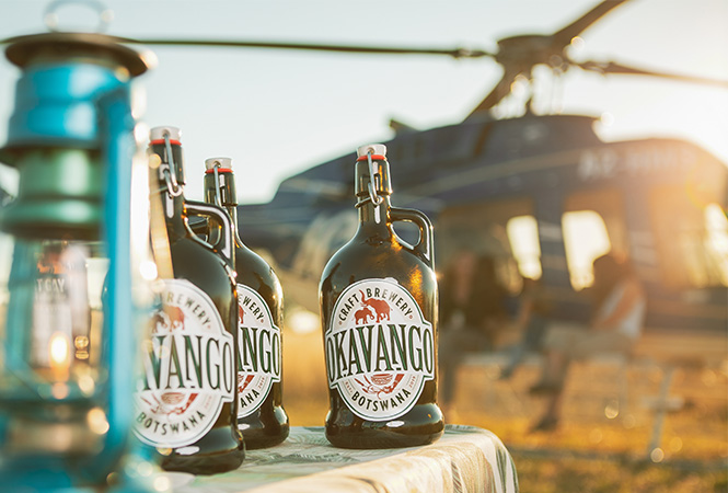 Okavango craft beer
